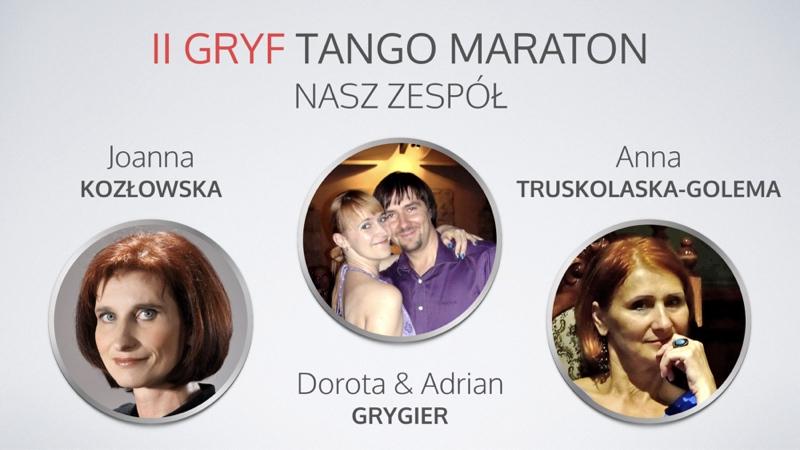 II Gryf Tango Maraton - Team PL